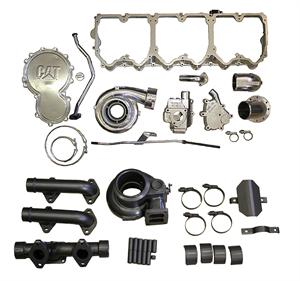 ● Peterbilt & Kenworth Glider Kit Engine Ceramic and Paint Packages