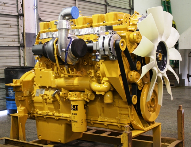 Cat C15 6nz Glider Kit Engines For Peterbilt Glider Kit