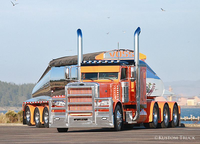 Custom Built Peterbilt Glider