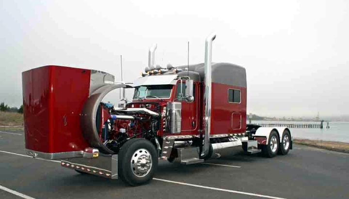 new peterbilt glider kits for sale autos post. Black Bedroom Furniture Sets. Home Design Ideas