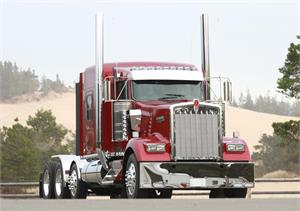 Custom Kenworth Glider Kit Truck